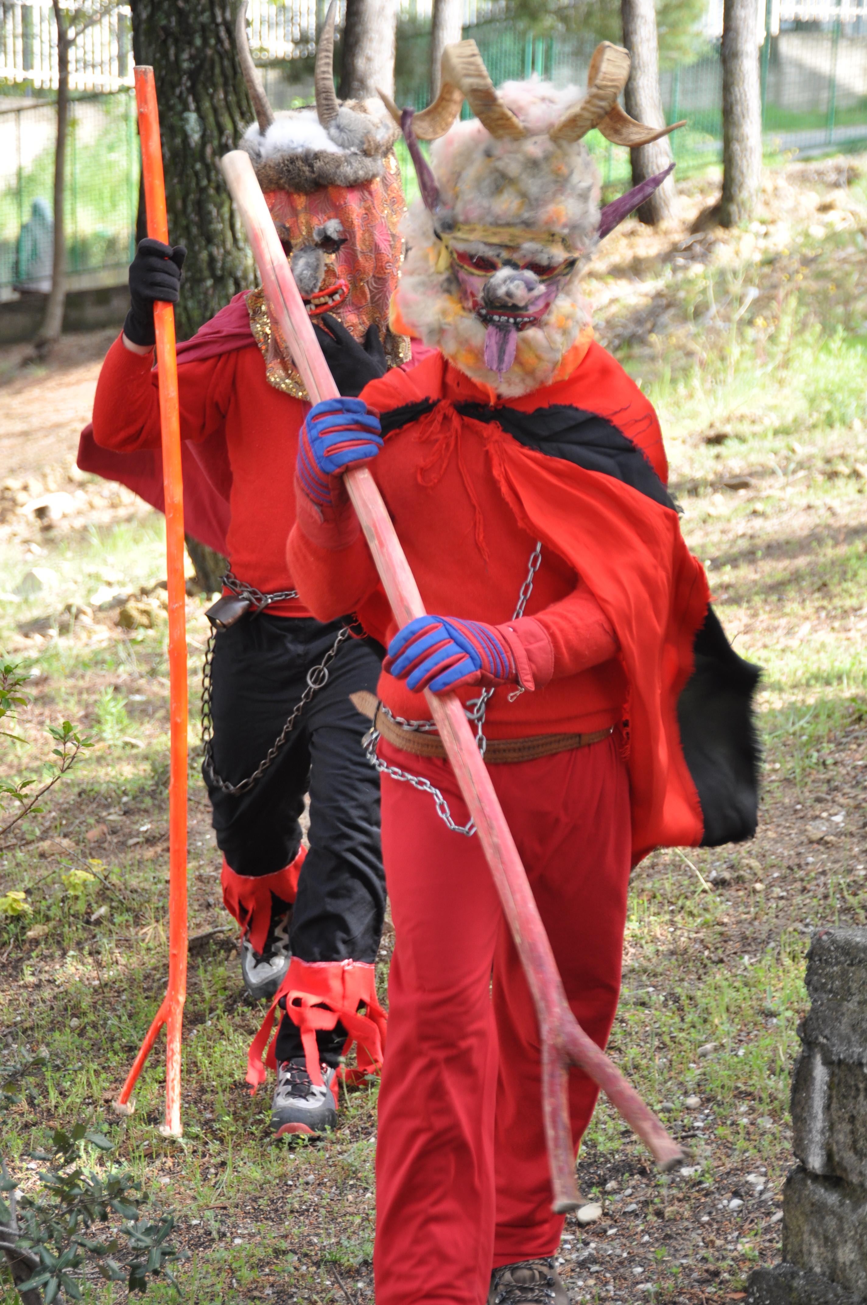 Convegno Carnevali Arcaici delle Orobie Bergamasche